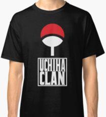 Uchiha Clan logo v3 Classic T-Shirt