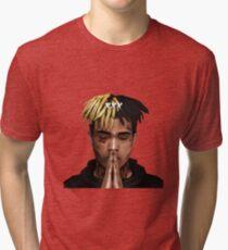XXXTENTACION / FREE X / PRAY Tri-blend T-Shirt