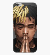 XXXTENTACION / PRAY FOR X / FREE X Box Design iPhone Case
