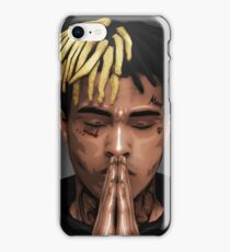 XXXTENTACION / PRAY FOR X / FREE X Box Design iPhone Case/Skin