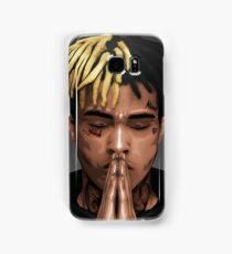 XXXTENTACION / PRAY FOR X / FREE X Box Design Samsung Galaxy Case/Skin