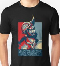The Grand Poobah De Doink Of All This And That Unisex T-Shirt