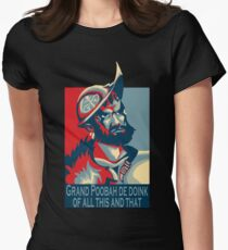 The Grand Poobah De Doink Of All This And That Women's Fitted T-Shirt