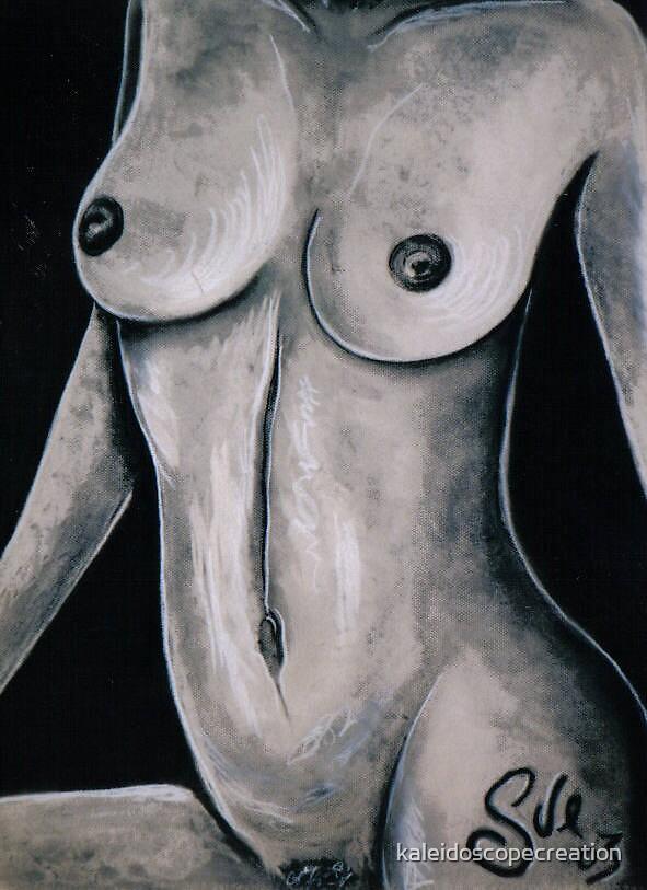 female torso by kaleidoscopecreation