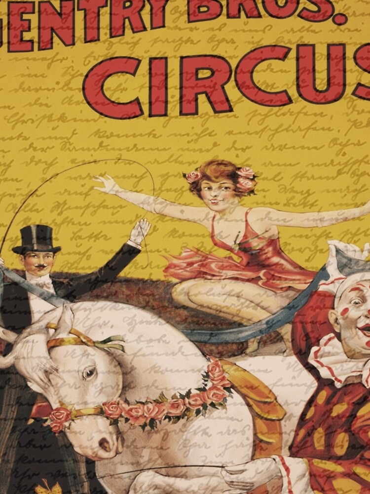 Vintage circus  by ValentinaHramov