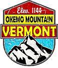 SKI OKEMO MOUNTAIN VERMONT SKIING SNOWBOARDING HIKING CLIMBING 4 by MyHandmadeSigns