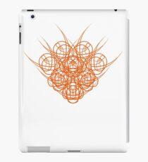 Abstract-Spicy-Kitsune iPad Case/Skin