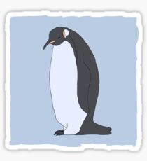 Emperor Penguin Sticker