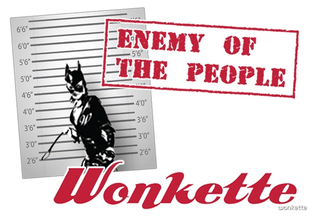 Enemy of the People by wonkette