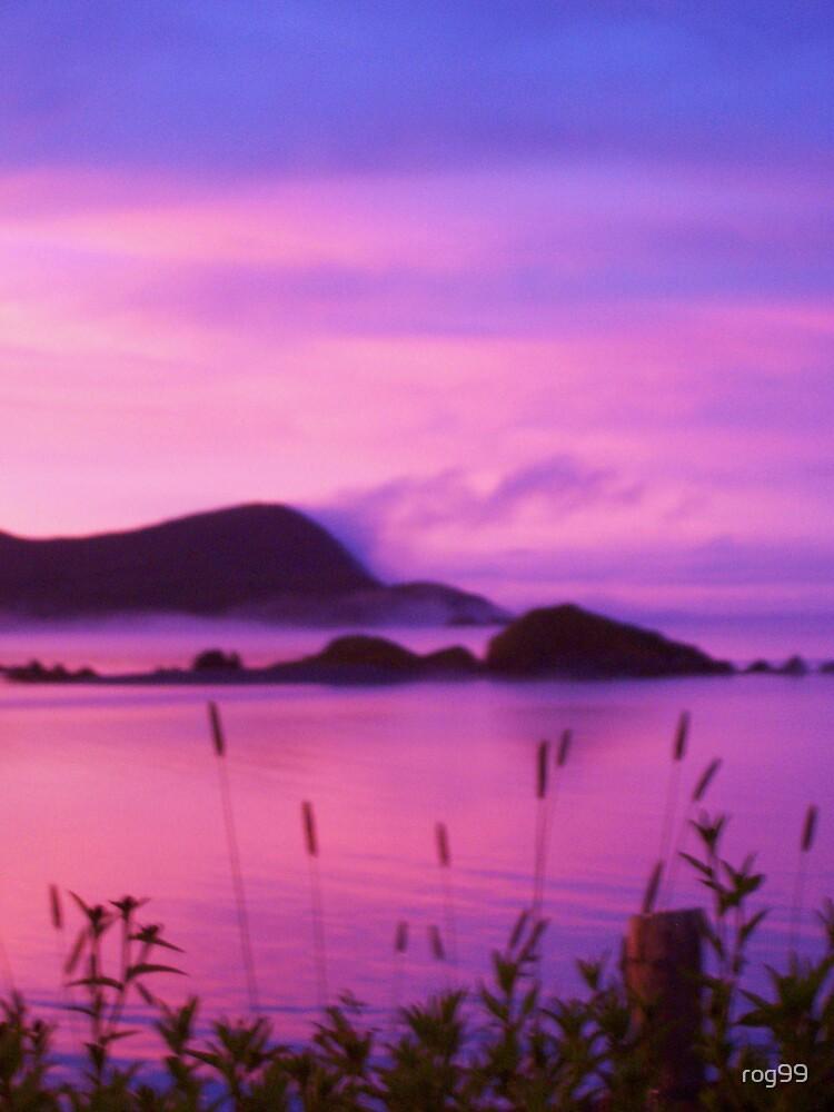 Blue Sky,Islands and Ocean by rog99