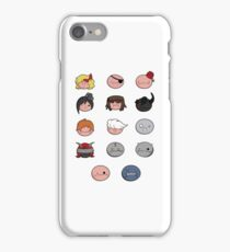 The Binding of Isaac derpy characters + iPhone Case/Skin
