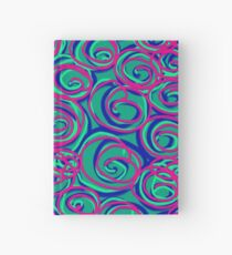Circles Over Circles by Julie Everhart Hardcover Journal