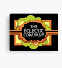 the Eclectic Company  Canvas Print
