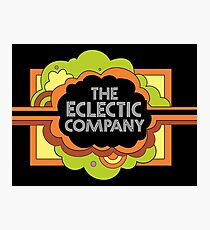 the Eclectic Company  Photographic Print