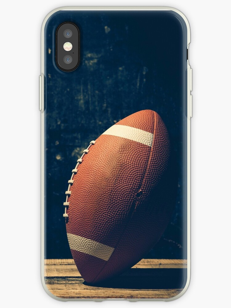 new product ed79d 0bc8f 'American Football Design ' iPhone Case by DV-LTD