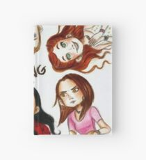 My Mad Fat Diary Edit Hardcover Journal