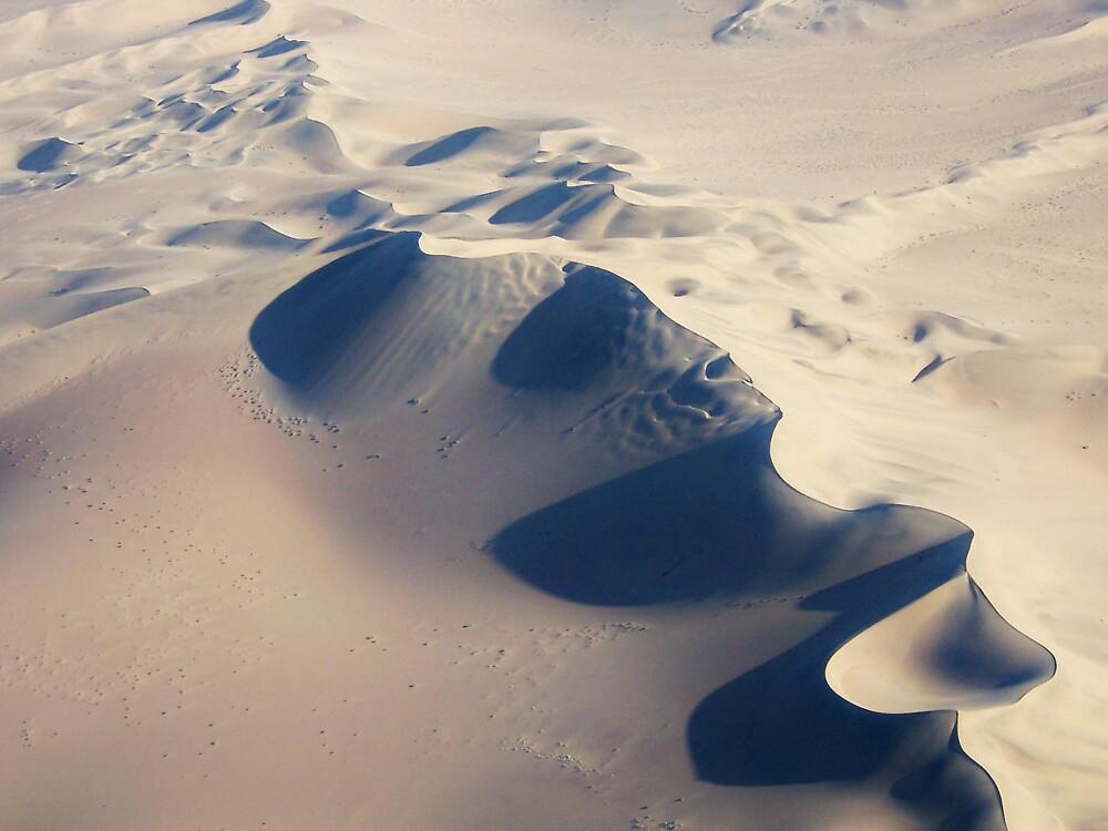 Desert landsape by tj107