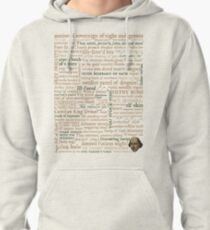 Shakespeare's Insults Collection - Revised Edition (by incognita) Pullover Hoodie