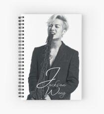 Jackson Wang GOT7 Spiral Notebook