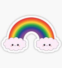 Cute Rainbow Sticker