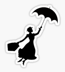 Mary poppins  Sticker