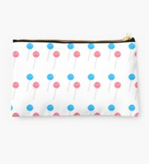 Bubble Gum Lollipops Studio Pouch