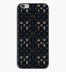 KH pattern iPhone Case