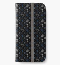 KH pattern iPhone Wallet/Case/Skin