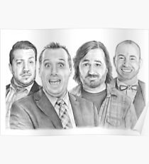 TruTV's Impractical Jokers - The Tenderloins Sketch! Poster