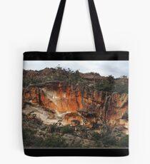 escarpment Tote Bag