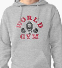 Gorilla World Gym - distressed effect T-Shirt
