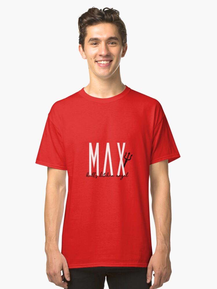 Hell S Kitchen Angel Max Schneider Classic T Shirt