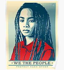 We the people - Protect Poster