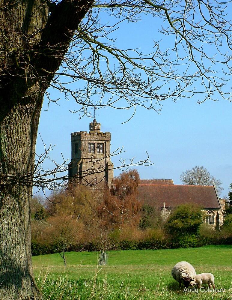 Biddenden Church by Andy Coleman