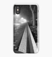 Palencia B&W iPhone Case/Skin