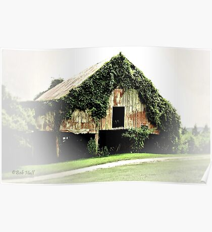 """""""Chia Barn""""... prints and products Poster"""