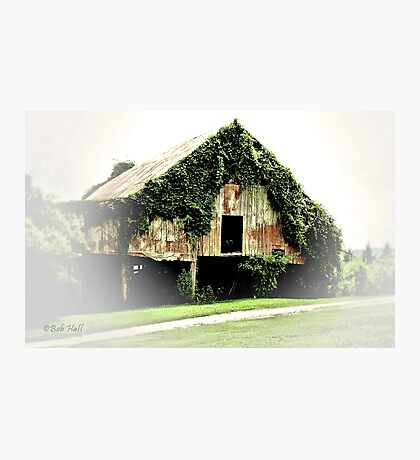 """""""Chia Barn""""... prints and products Photographic Print"""