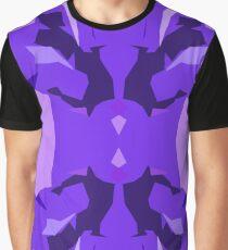 Purples Graphic T-Shirt