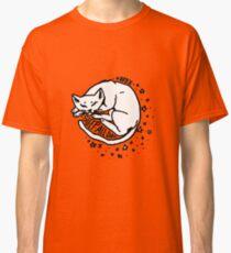 Sleep All Day cat Classic T-Shirt