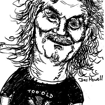 Billy Connolly by djharts