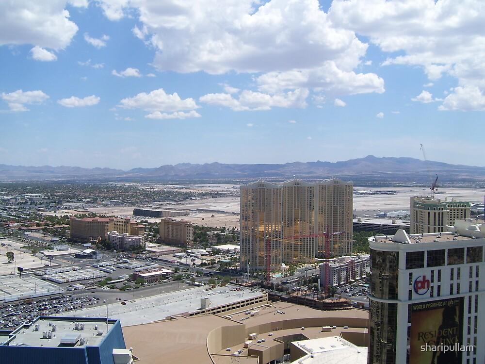 City of Las Vegas by sharipullam