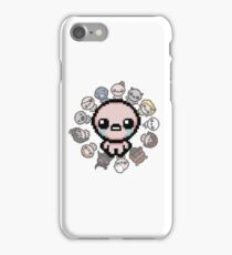 The Binding of Isaac, circle of characters iPhone Case/Skin