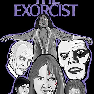 the Exorcist by gjnilespop