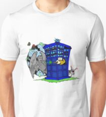 Doctor Who versus Enemies Unisex T-Shirt