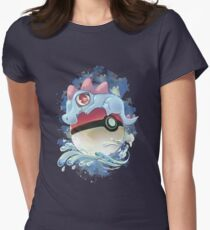 Totocute Womens Fitted T-Shirt