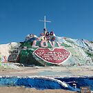 Salvation Mountain by Imagery