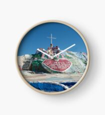 Salvation Mountain Clock
