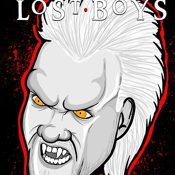 the Lost Boys David solo by gjnilespop
