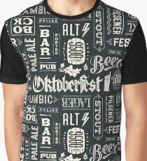 Oktoberfest Beer Festival Germany Graphic T-Shirt