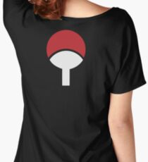 Uchiha Symbol Women's Relaxed Fit T-Shirt